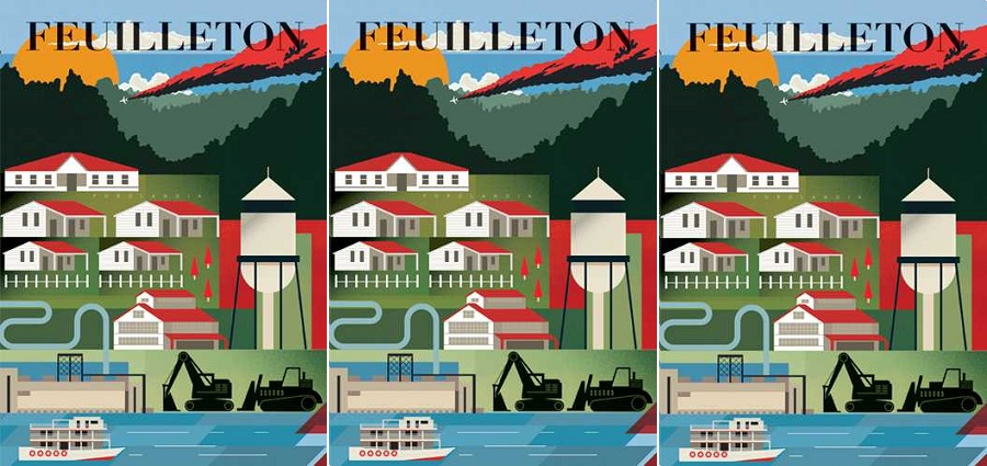 Le monde en VOST grâce à la revue Feuilleton