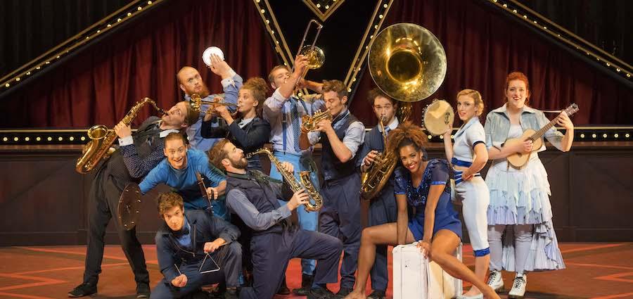 Le Cirque Éloize sera aux prochaines Nuits de Fourvière pour une création