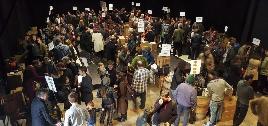 Au Salon des Débouchées, les vins naturels prennent de la hauteur