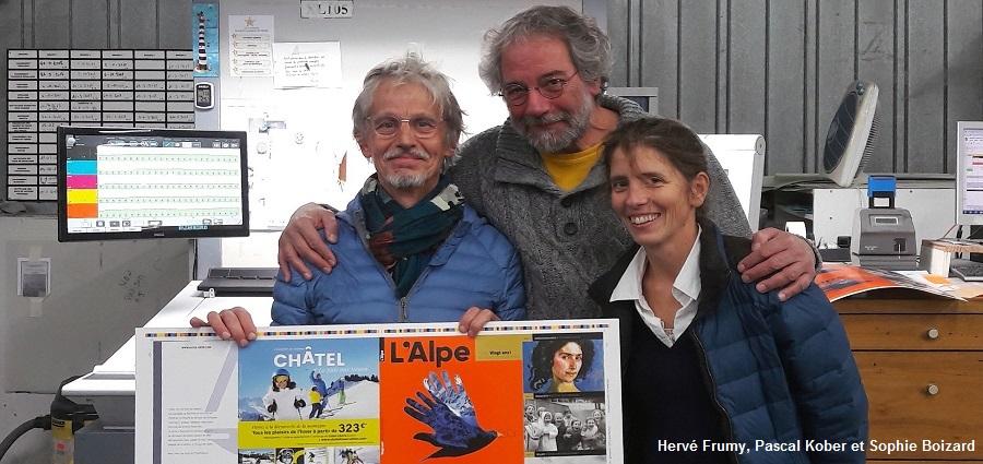L'Alpe, une revue pour, depuis 20 ans, « aller au-delà du décor de carte postale »