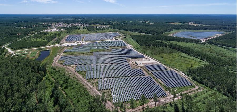 Agir pour la transition énergétique en investissant dans un parc solaire