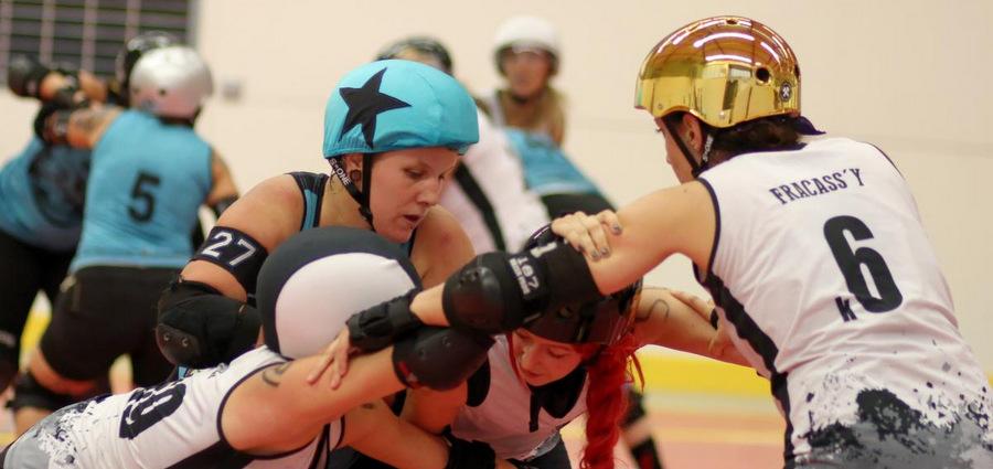 Les Cannibal Marmots : « Le roller derby est un sport féministe, mais il n'est pas que ça »