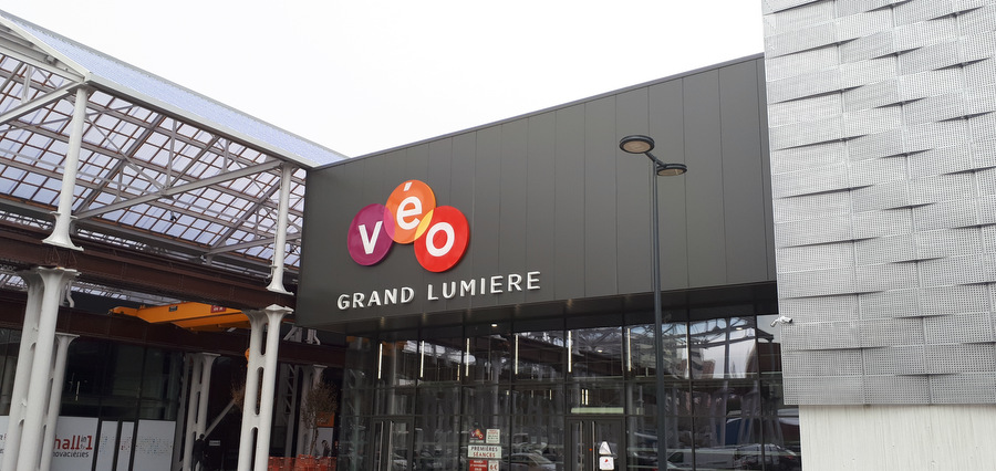 Nouveaux écrans à Saint-Chamond