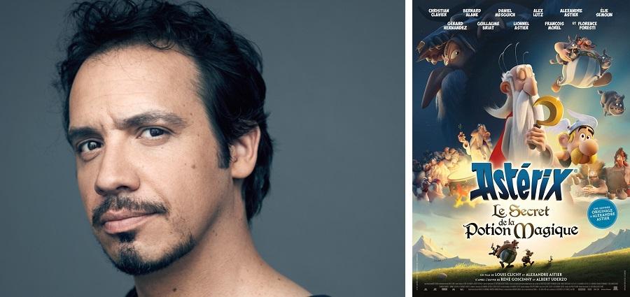 Alexandre Astier : « J'avais peur du vieillissement parce qu'Astérix est un monde fixe »