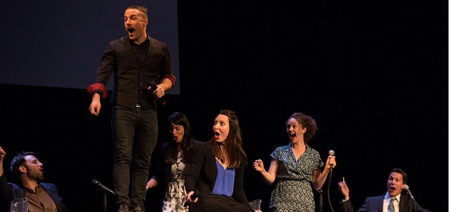 Sophie Thibeault : « On veut que le public réfléchisse à la valeur d'une pièce de théâtre »