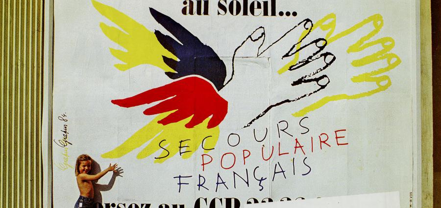 Le Secours Populaire en logo