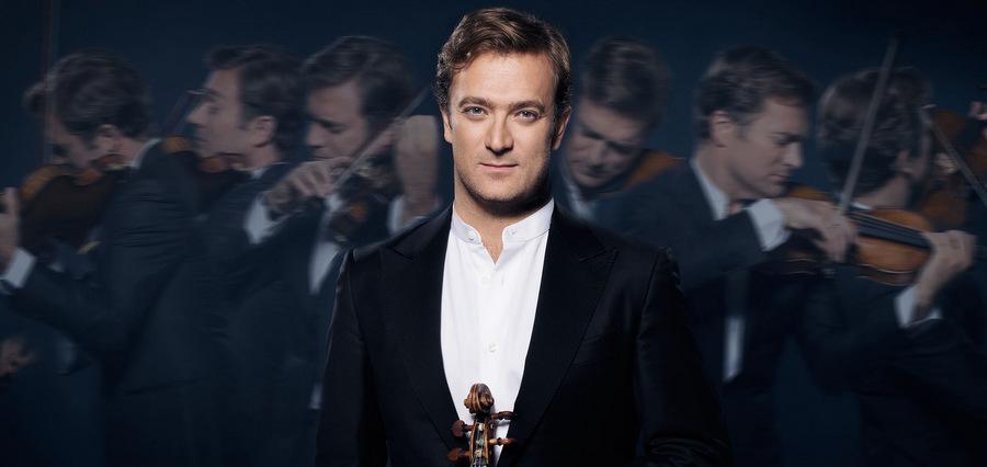 Beethoven par Renaud Capuçon, héroïque
