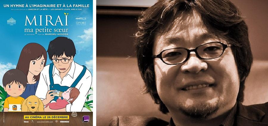 Mamoru Hosoda : « Le temps que je passe avec mes enfants m'a inspiré pour