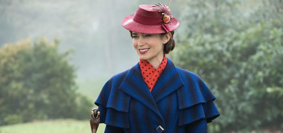 Emily Blunt : « Mary Poppins est une super-héroïne »