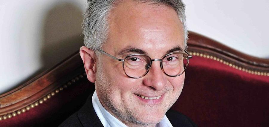 Pierre-Yves Lenoir arrive aux Célestins