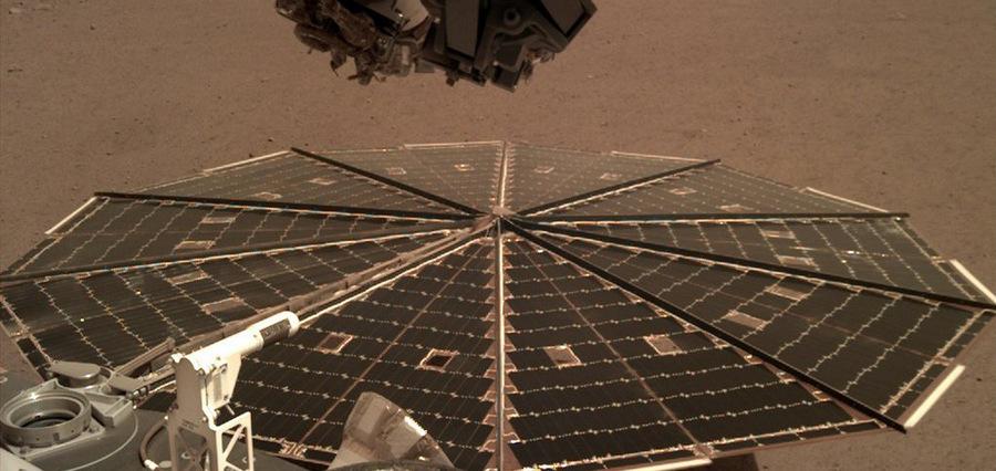 Un sismomètre français sur Mars