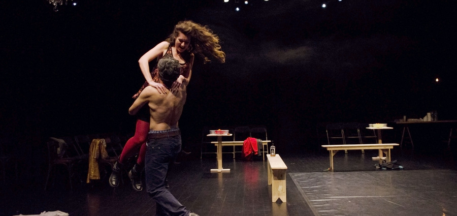 Un Misanthrope enragé au Théâtre de la Croix-Rousse