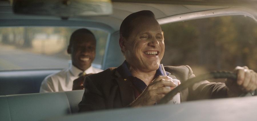 Mister Shirley et son chauffeur :