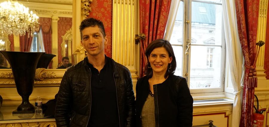 Re-territorialiser le Point du Jour avec Eric Massé et Angélique Clairand