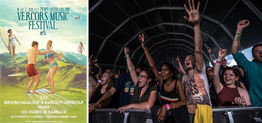 Le Vercors Music Festival annonce quatre premiers noms pour cet été