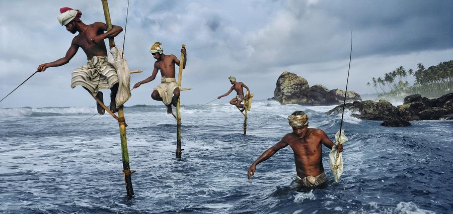 Une exposition à l'image du monde : sublime et tragique
