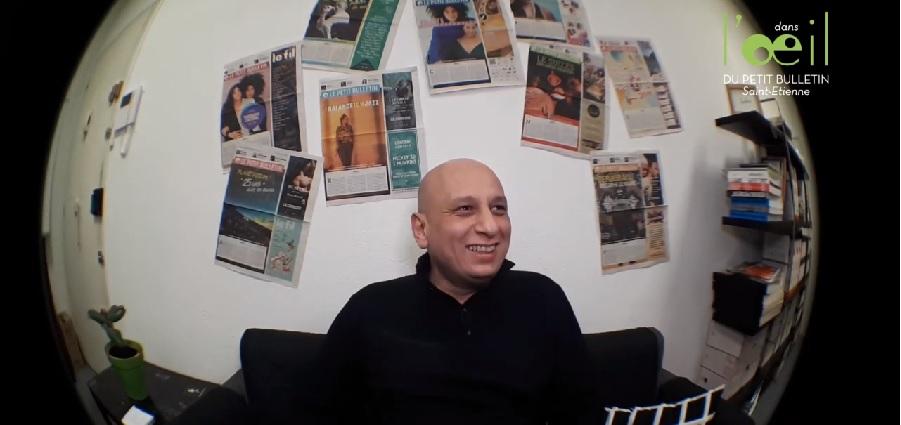 Farid Bouabdellah dans L'Oeil du Petit Bulletin #05