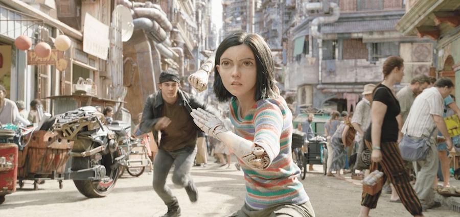 Robert Rodriguez & Rosa Salazar : « Alita montre un monde dystopique et potentiel »
