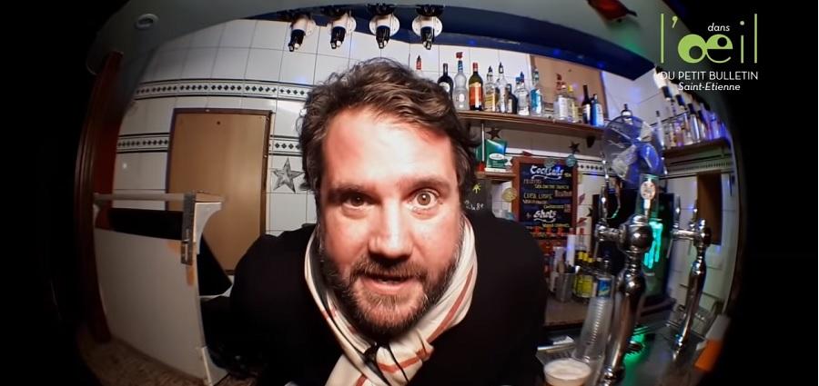 Jason Chicandier, parrain de Faut Que Ca Brasse 2019