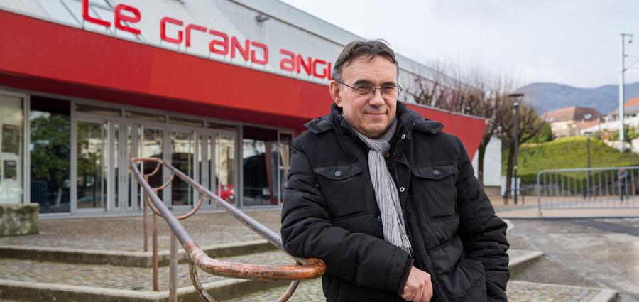 Vincent Villenave : « Faire que le Grand Angle rayonne encore plus sur le Pays voironnais »