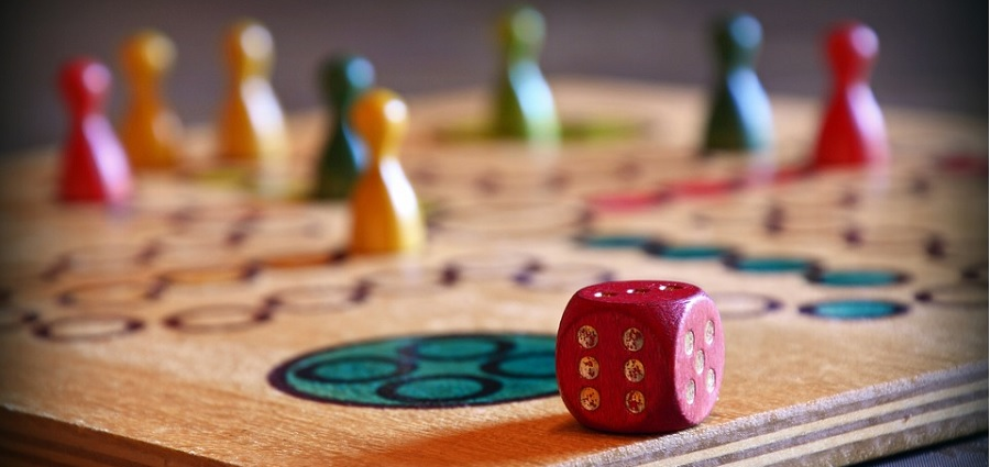 Des jeux en pagaille