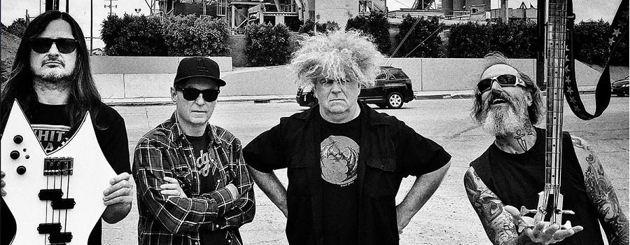 The Melvins & Delinquent Habits au Fil