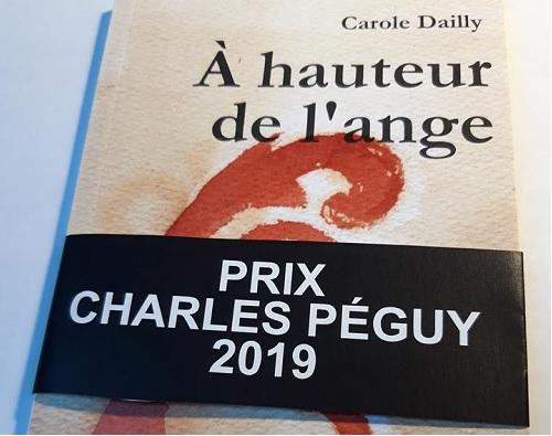 Une auteure stéphanoise reçoit le prix Charles Péguy