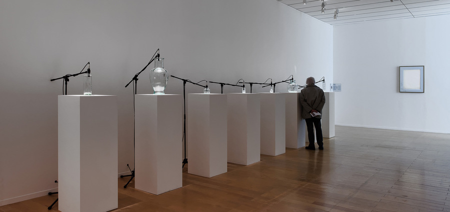 L'œil écoute au Musée d'Art Contemporain