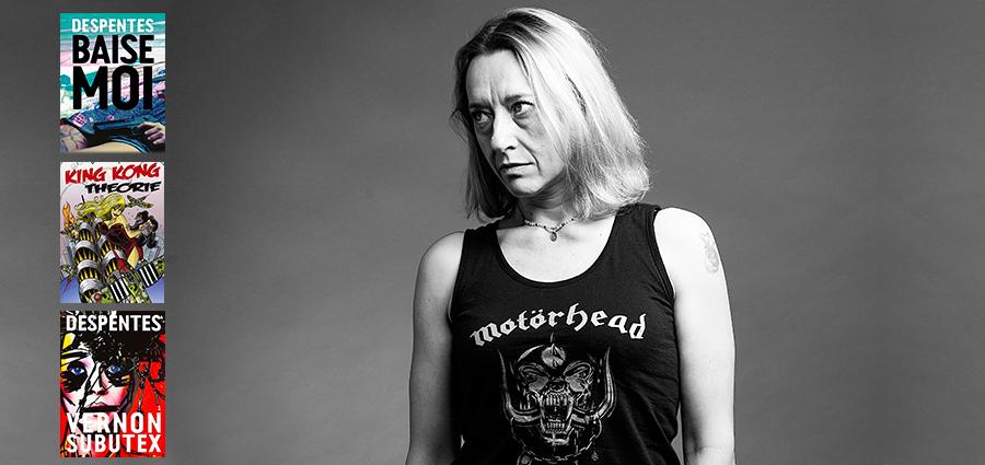 Virginie Despentes : le rock comme moteur depuis 25 ans