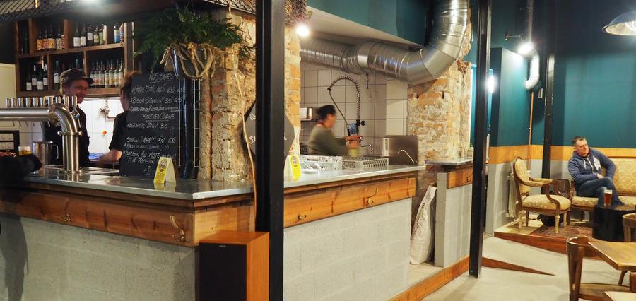 Un Ptit Labo pour l'amour de la bière (et du quartier Saint-Bruno)