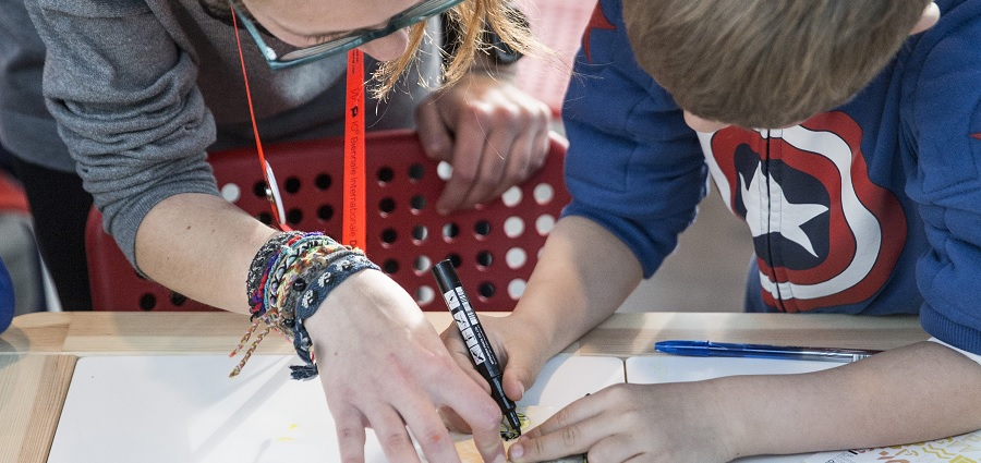 La Biennale pour les familles et les enfants