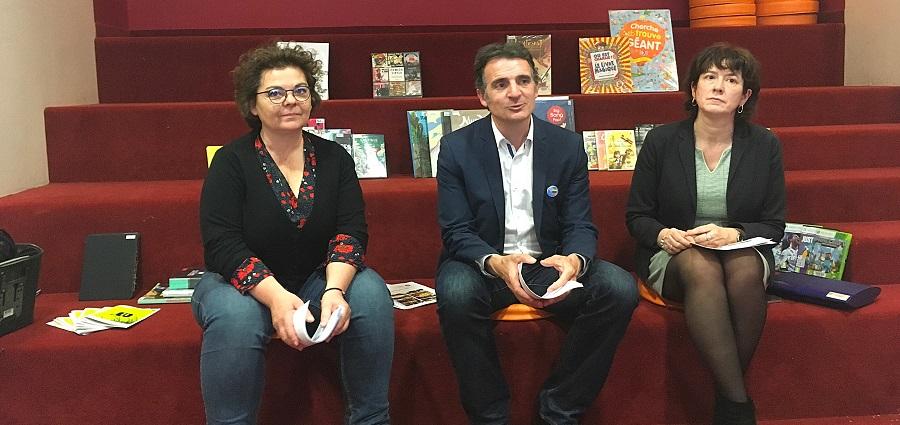« L'accès au réseau des bibliothèques de Grenoble sera gratuit pour tous dès juillet »