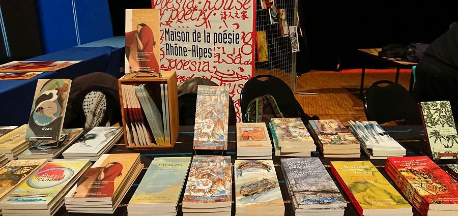 Une Maison de la poésie Rhône-Alpes pour « faire connaître la poésie contemporaine »