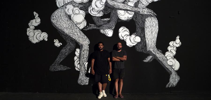 Kid Kreol & Boogie, artistes d'une île pas si proche