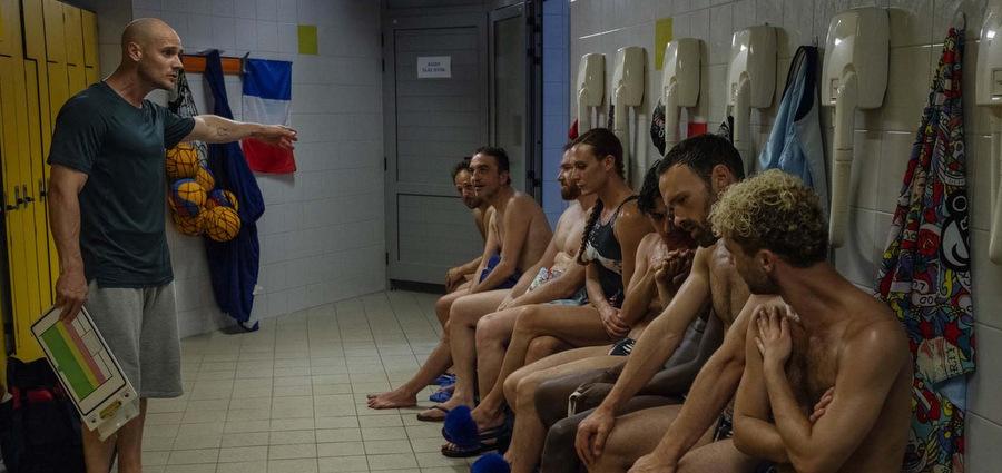 Homos au bain :
