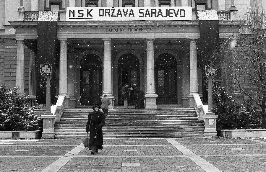 Retour à Sarajevo avec le NSK Rendez-vous