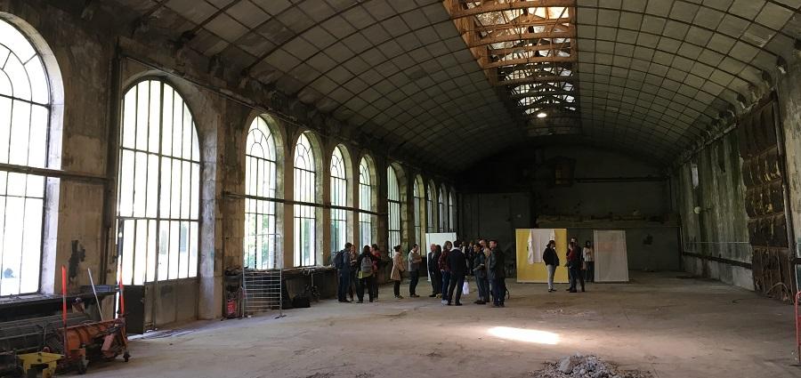 Une future halle gourmande pour « repositionner l'Orangerie au centre de Grenoble »