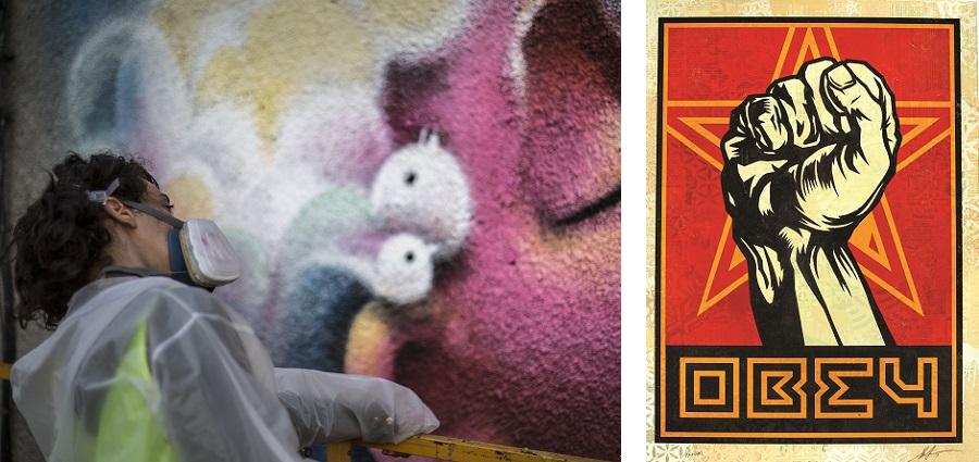 Street Art Fest Grenoble Alpes : les lumières de la ville