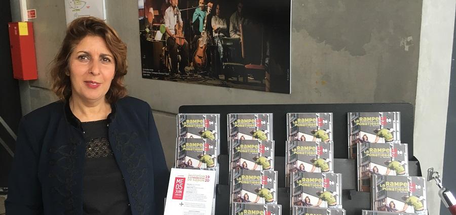 Joséfa Gallardo, directrice de la Rampe : « Je reste dans la continuité »