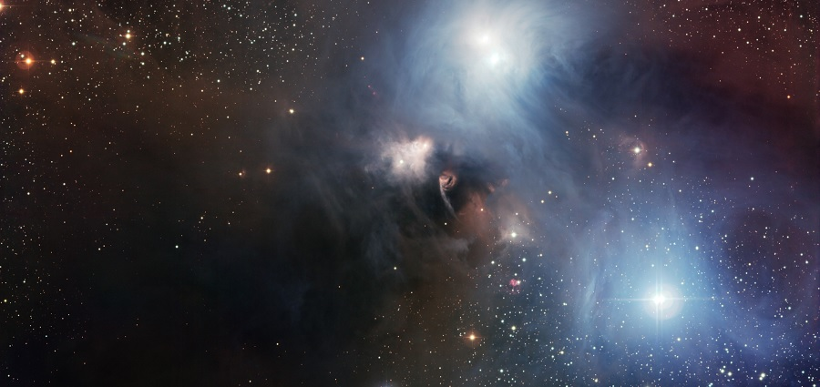 Là où naissent des étoiles