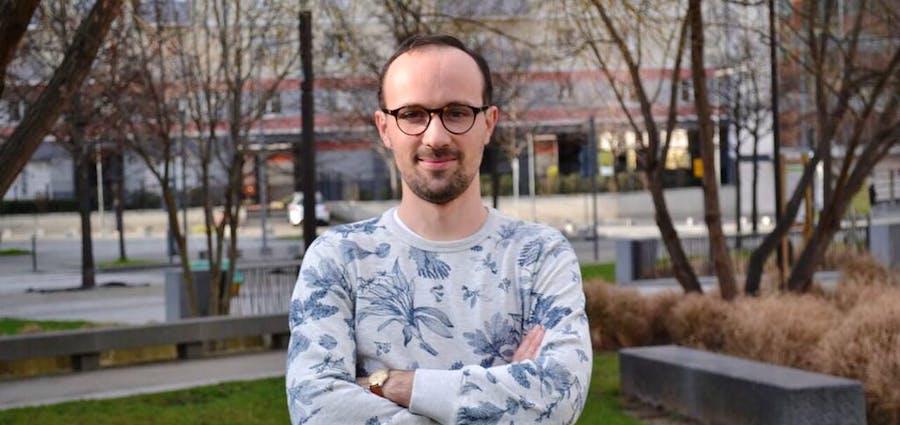 Le journaliste Thibaut Sardier nommé directeur de la Villa Gillet
