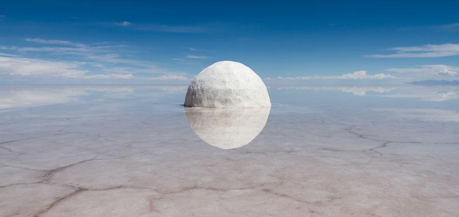 Guillaume Barth à la Fondation Bullukian : Un artiste qui ne manque pas de sel