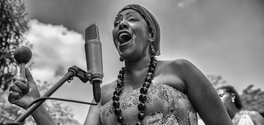 Betsayda Machado, la voix du Vénézuela