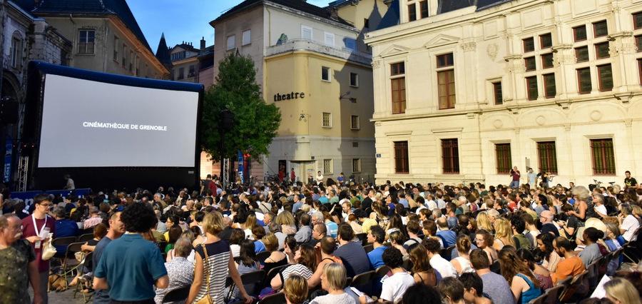 Un Festival du film court en plein air de Grenoble comme « reflet de la société d'aujourd'hui »