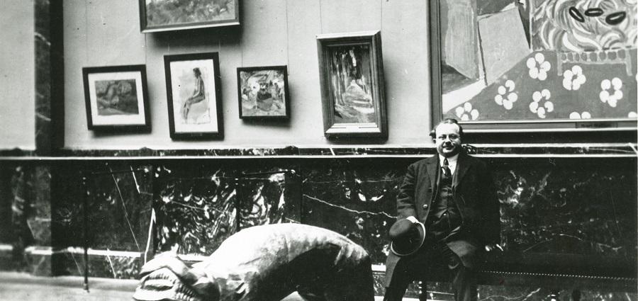 Musée de Grenoble : Andry-Farcy, un conservateur pas très conservateur