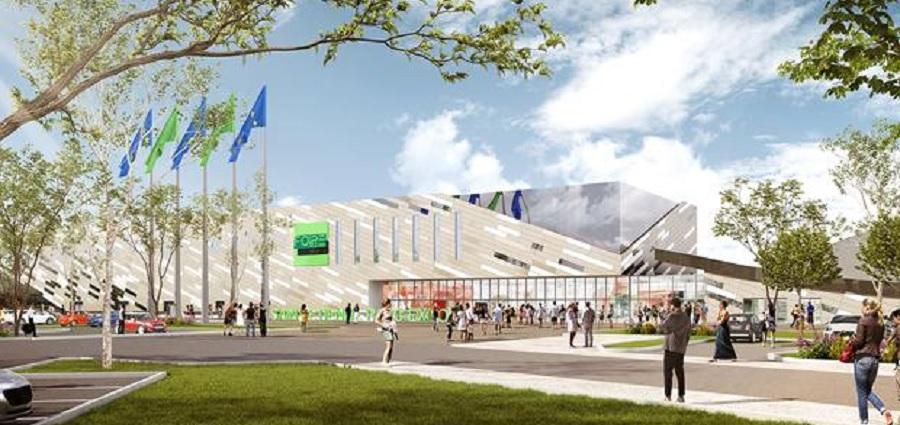Un projet d'envergure pour le Parc Expo