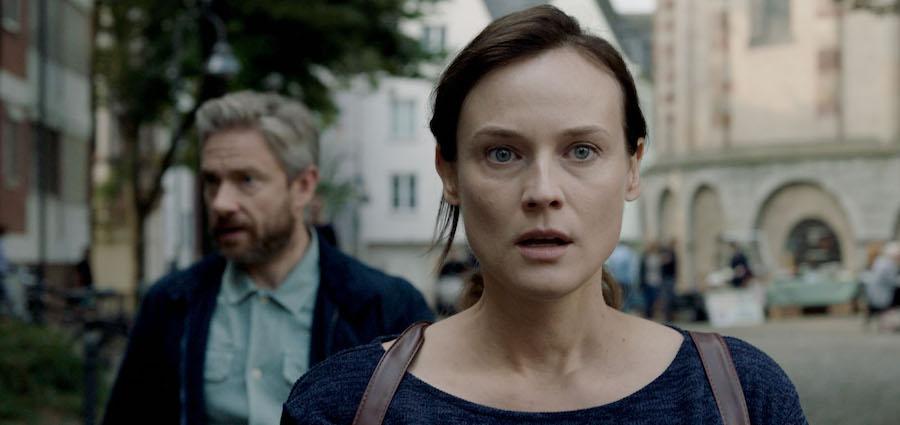 Diane Krüger : « Fascinée par les personnages qui se cherchent et qui sont compliqués »
