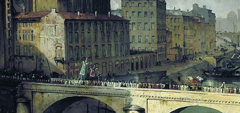 Lyon, de Plancus à Collomb