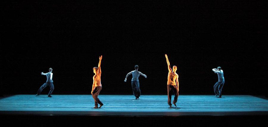 La danse dans tous ses éclats avec Russell Maliphant
