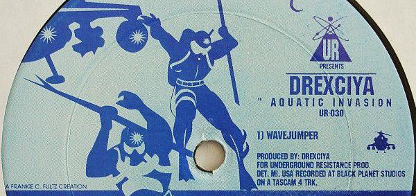 Drexciya : électro subaquatique